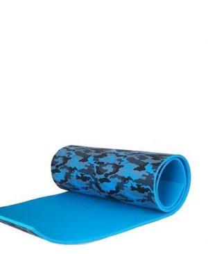 mat podloga plava