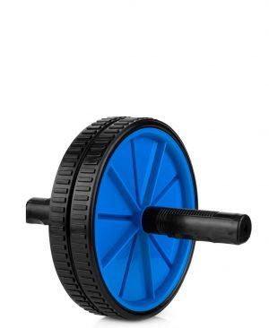 kotač za vježbanje crno plavi