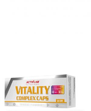 Vitality Complex 60 tableta vitamina i minerala